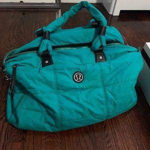 Lululemon oversized Gym Bag Weekend Travel Tote
